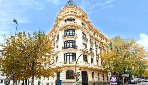 Hotel Sardinero Madrid - Front