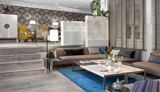 Hotel Sardinero Madrid - lobby