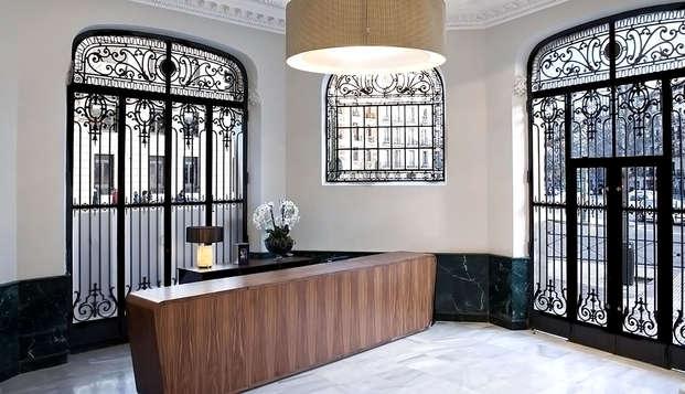 Hotel Sardinero Madrid - Reception