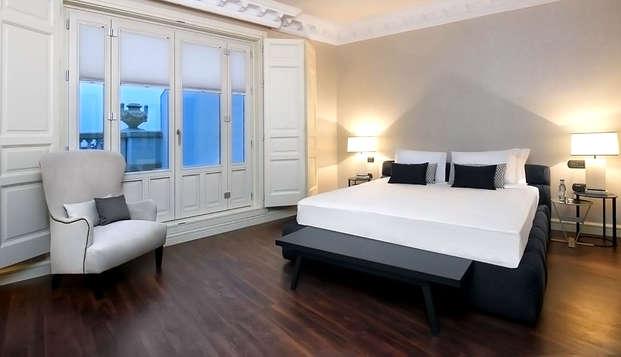 Hotel Sardinero Madrid - Room