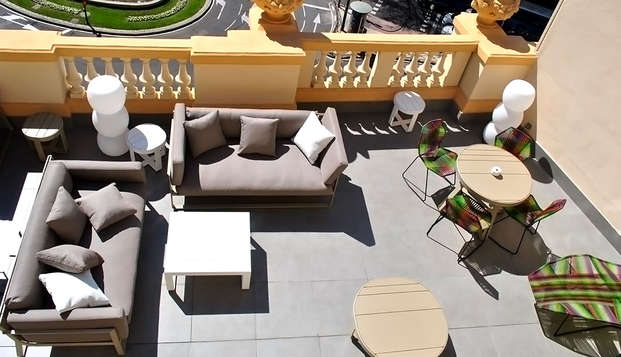 Hotel Sardinero Madrid - Terrace