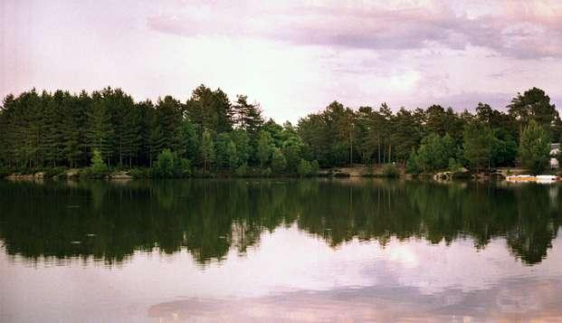 Week-end en cottage comfort jusqu'à 6 pers. au Center Parcs Domaine des Hauts de Bruyères (3 nuits)