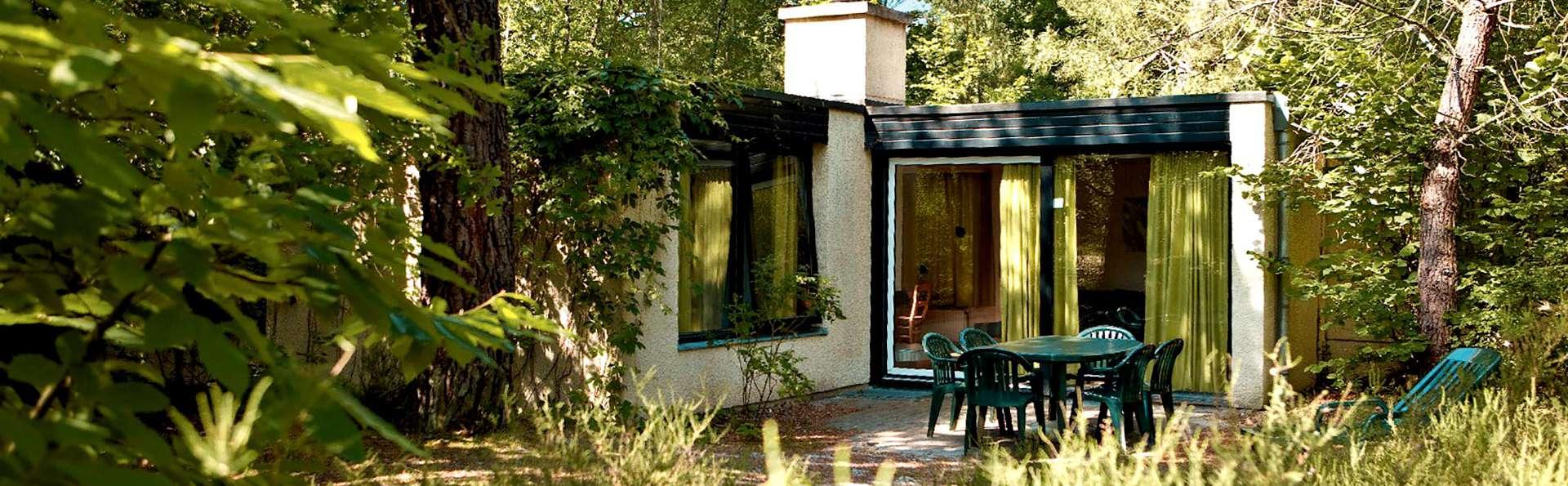 Week-end en cottage comfort jusqu'à 4 pers. au Center Parcs Domaine des Hauts de Bruyères (7 nuits)