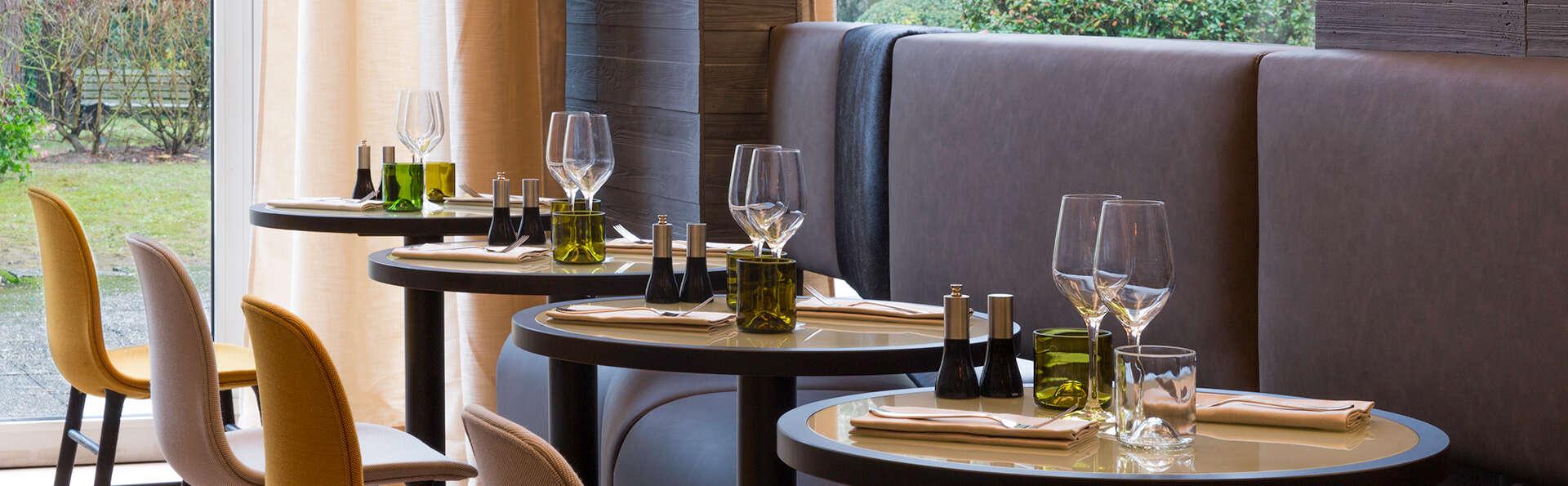 Escapade gourmande avec diner au cœur de Chantilly