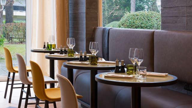 Gastronomisch uitje met diner in het centrum van Chantilly