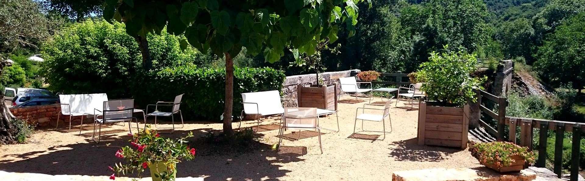 Week-end dans un hôtel de charme à proximité de Rocamadour
