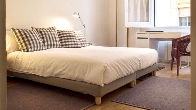Spécial Barcelone : Appartements design pour 4 adultes
