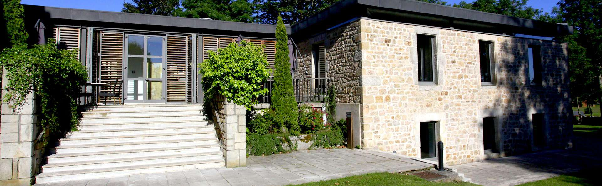 Séjour retour au source en Ardèche avec accès à l'espace bien-être