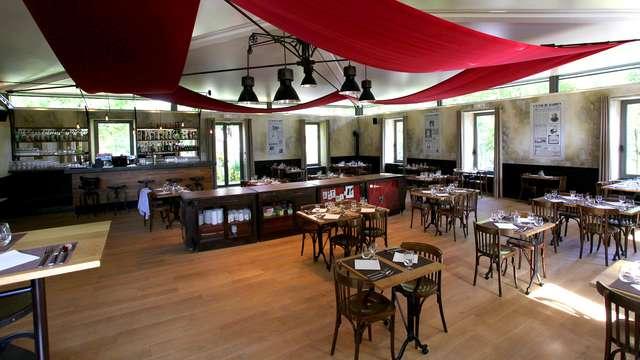 Week-end détente avec diner en Lozère