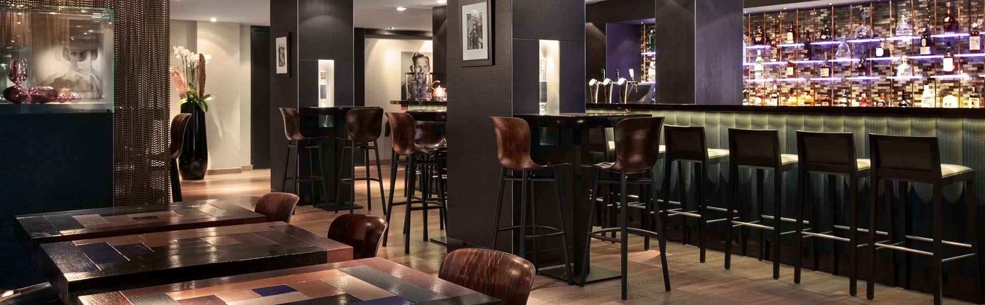 Profitez du luxe et du design dans un hôtel 5* à La Haye