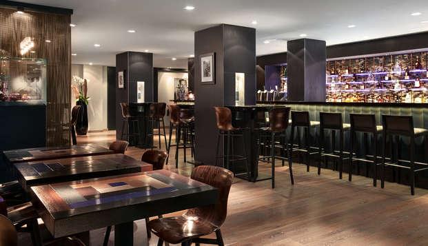 Geniet van luxe en design in een 5-sterrenhotel te Den Haag