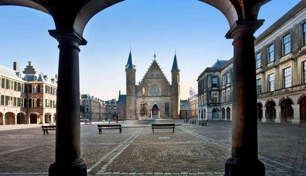 Découvrez La Haye, ville historique riche en culture