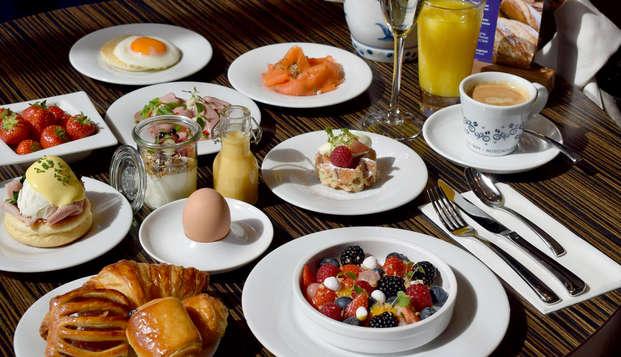 Winter Sale : profitez du luxe 5 étoiles avec un petit-déjeuner inoubliable !