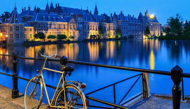 Oferta de invierno: descubre La Haya desde un excelente hotel con un desayuno