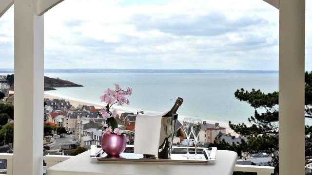 Estancia la localidad bretona de Pléneuf-Val-André (desde 2 noches)
