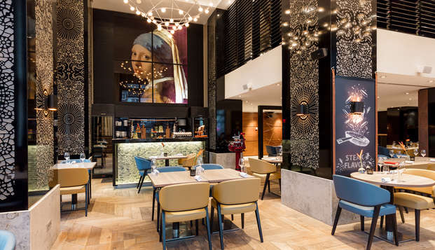 Heerlijk verblijf inclusief diner in hartje Den Haag (niet annuleerbaar)