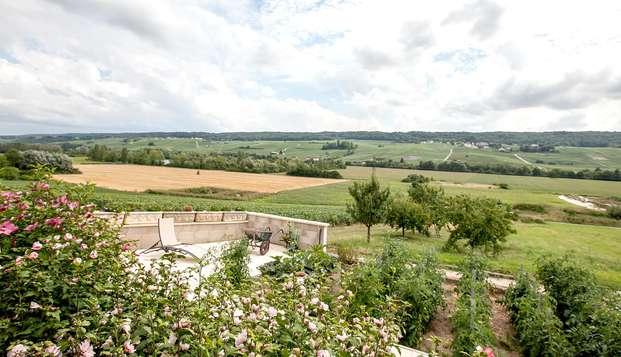 Week-end découverte et romantique au cœur des vignes