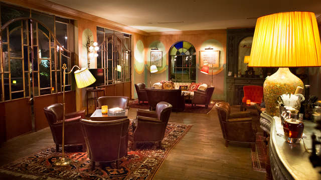 Hotel Et SPA La Signoria - Lobby