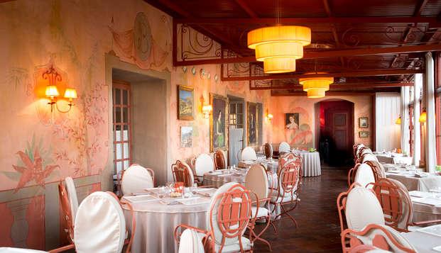 Hotel Et SPA La Signoria - Restaurant