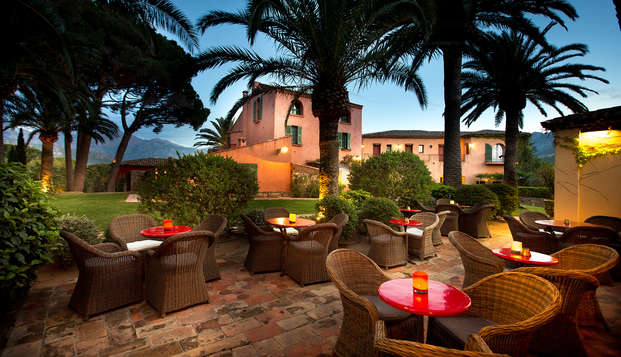 Hotel Et SPA La Signoria - Terrace