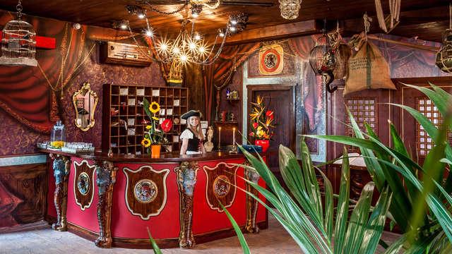 Hotel Cap Pirate