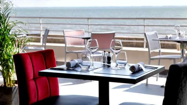 Week-end détente avec dîner près de Vannes