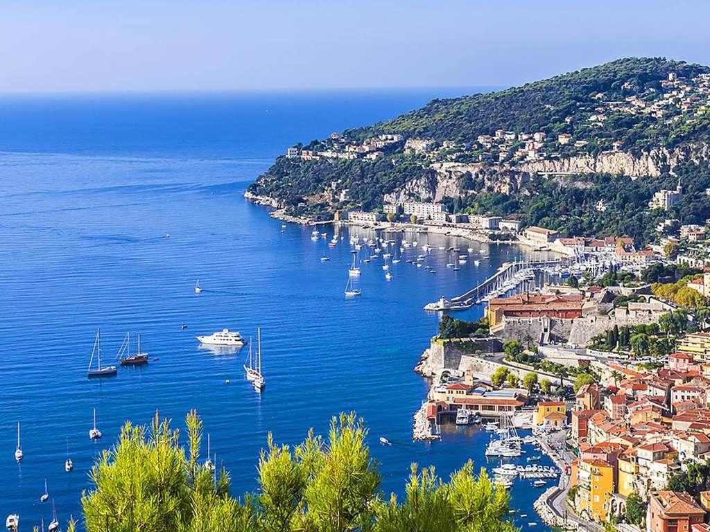 Séjour Provence-Alpes-Côte d'Azur - Week-end de charme en plein coeur de Nice  - 3*
