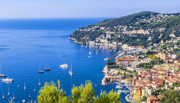 Week-end de charme en plein coeur de Nice