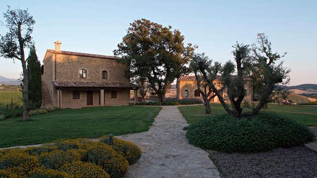 Verblijf in Toscane met wijnproeverijen en bezoek aan de wijngaard Pianirossi!