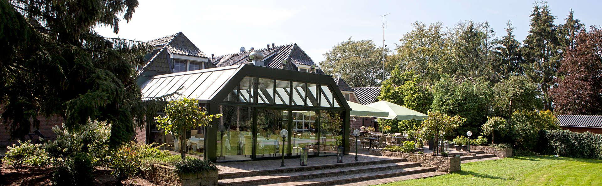 Séjour à Achterhoek avec un délicieux dîner de 3 plats (à partir de 2 nuits)