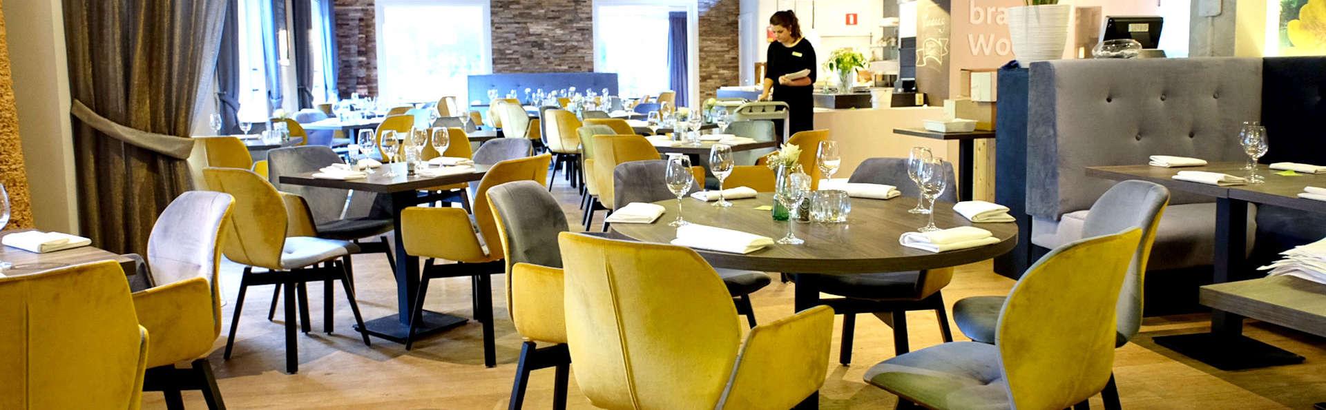 Séjour avec dîner à Achterhoek (à partir de 2 nuits)
