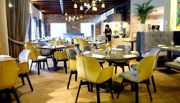 Profitez de la nature, du confort et d'un délicieux dîner dans l'Achterhoek (à partir de 2 nuits)