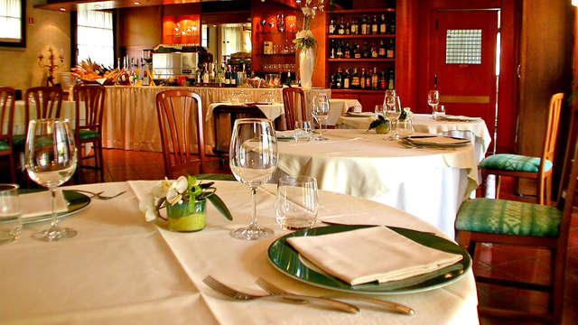 Soggiorno gastronomico con invito a cena a Pordenone