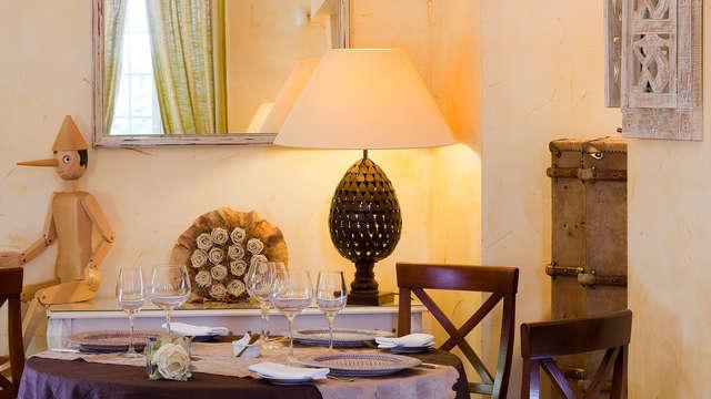 Week-end dégustation avec dîner  en Pays Cathare