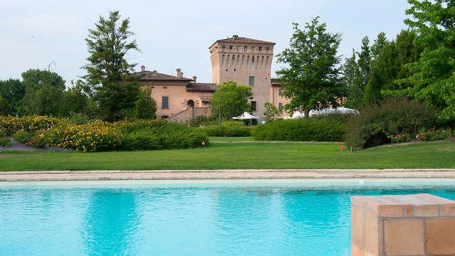 Oferta: estancia en Emilia Romagna en un castillo del siglo XIII ¡con diferentes descuentos!