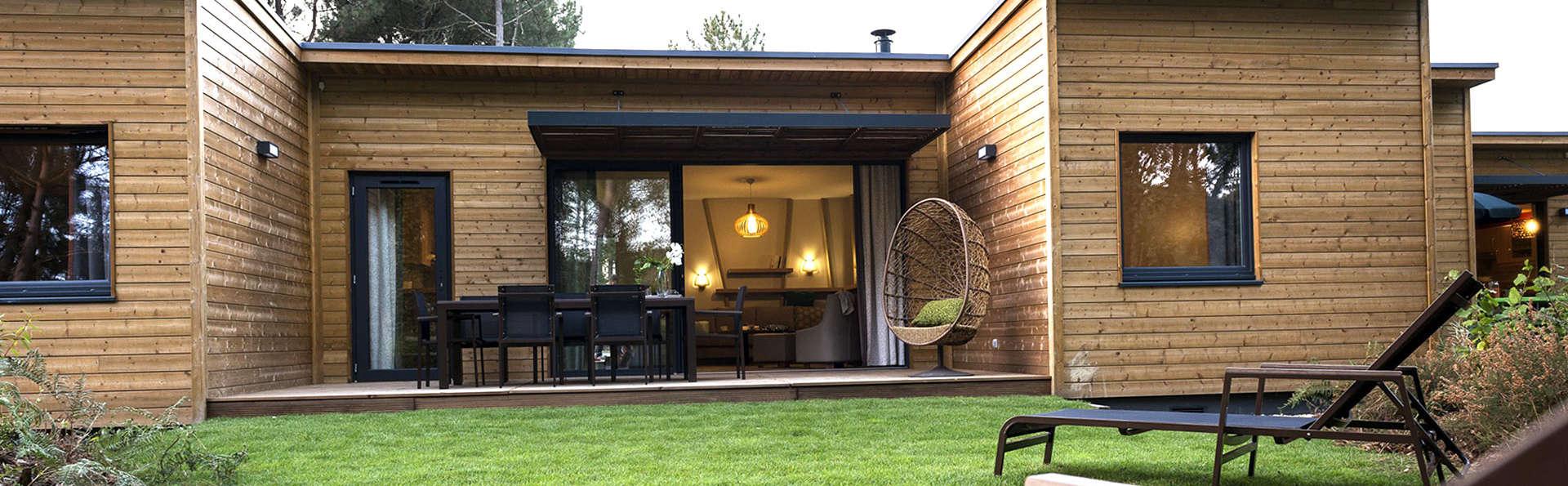 Week-end en cottage premium jusqu'à 6 personnes au Center Parcs Domaine du Bois aux Daims (2 nuits)