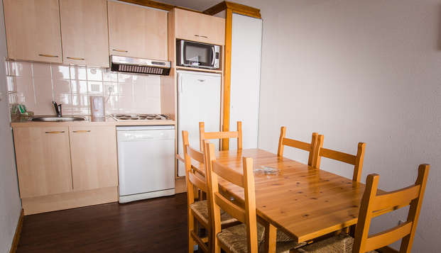 Chalets du Sancy - Kitchen