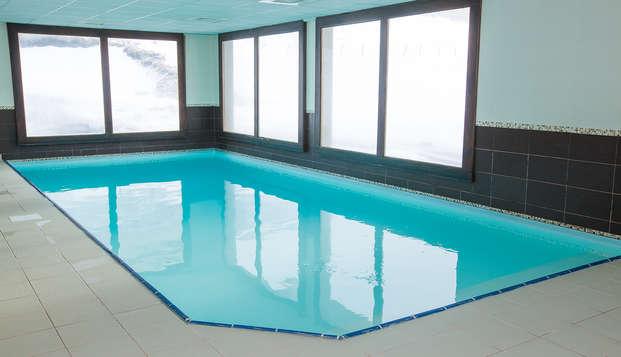 Chalets du Sancy - Pool