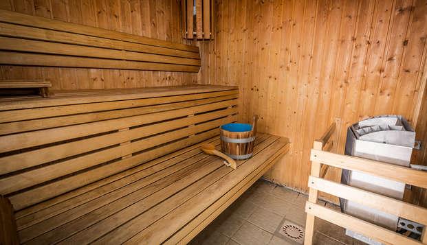 Chalets du Sancy - Sauna