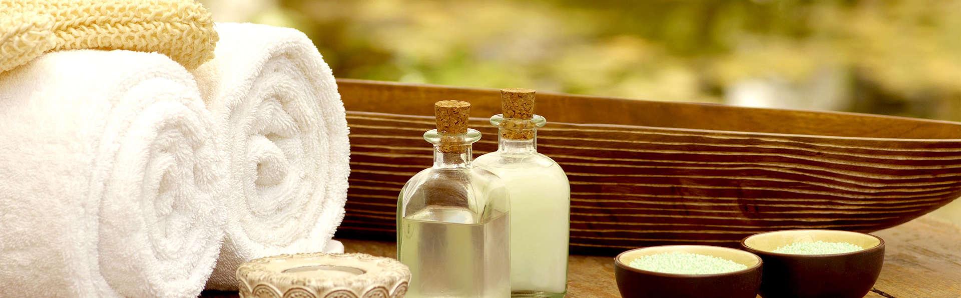 Week-end détente avec accès spa à Perros-Guirec