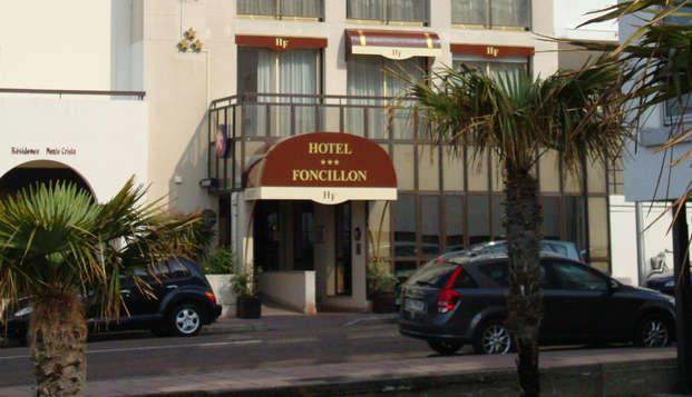 Hotel The Originals Royan Foncillon ex Inter-Hotel - Front