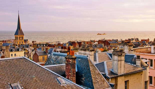 Week-end découverte au Havre