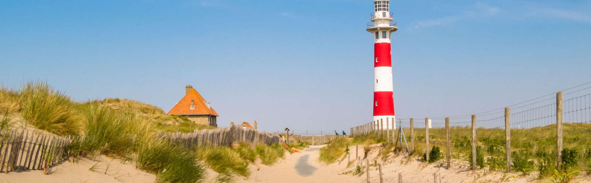 Plaisir total sur la merveilleuse côte belge à Ostende