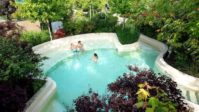 Verblijf in een premium huisje tot 6 personen in Centre Parcs Domaine de l'Ailette (7 nachten)