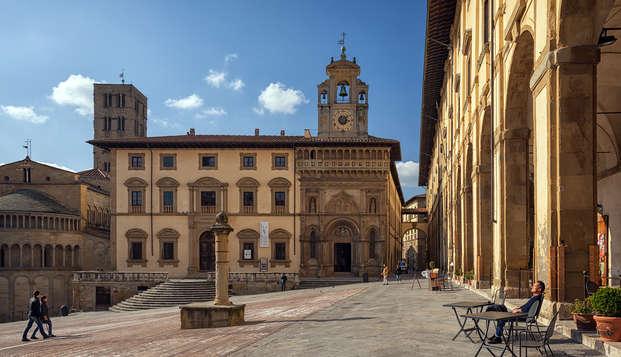 Séjour détente avec parcours bien-être à Arezzo !