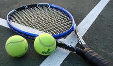 accès au terrain de tennis pour 2 adultes