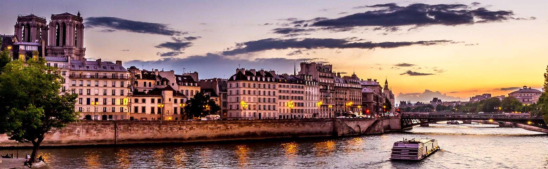 Luxe à Paris avec une chambre Privilège dans un 4* sur la Seine