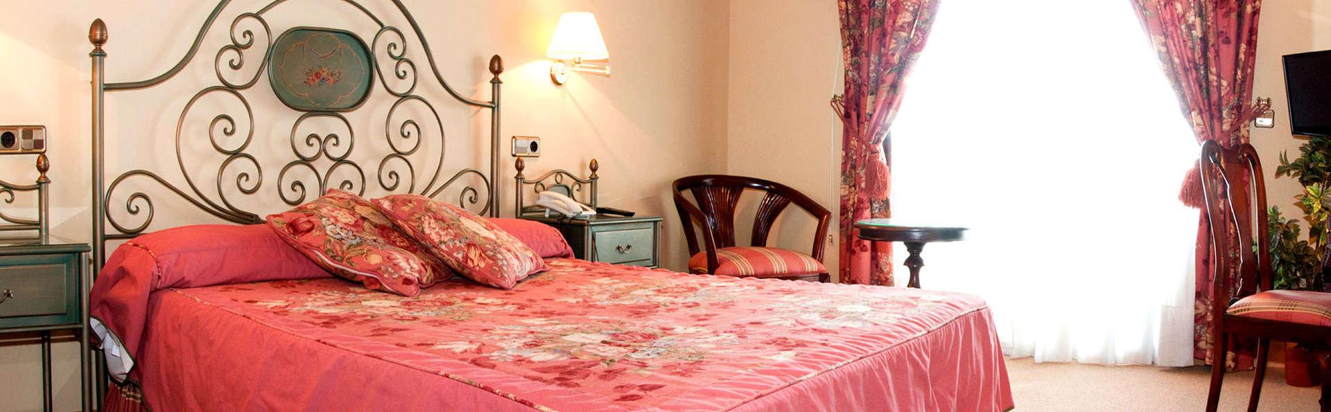 Escapada en un hotel con encanto con visita a la Bodega del Marqués de Montecierzo