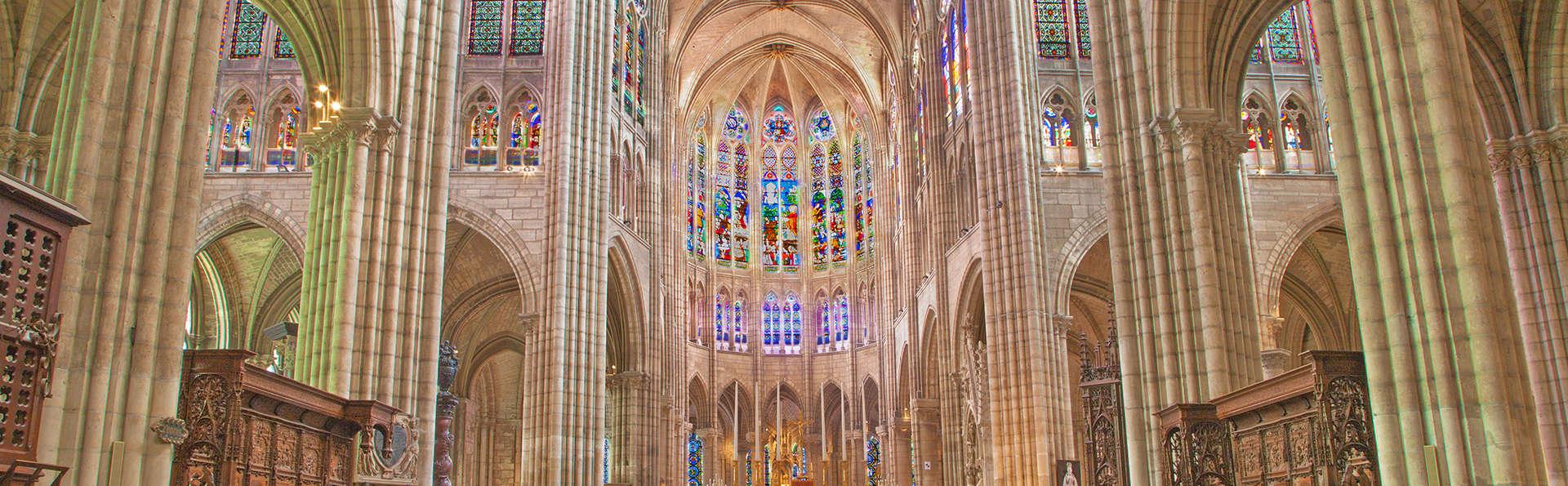 Week-end sur les traces des Rois de France avec visite de la Basilique Saint-Denis
