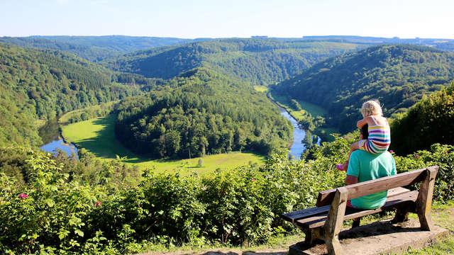 Omgeef je door natuur in het hart van de Belgische Ardennen